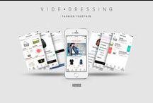 Mobile Design / My work on mobile app design