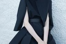 Black and White / black and white fashion