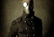 Steampunked / Steampunk inspired outfits