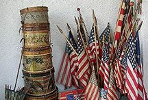 Let Freedom Ring / Ideas for celebrating our nation's Independence Day.  Happy 4th of July!!! / by Terrie Lorey