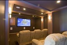 Home Theaters & Bonus Rooms / Creek Hill Custom Homes' Bonus Rooms - Ideas & Inspiration for Fun Spaces in Your Home