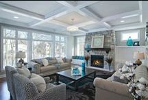 Great Rooms & Living Rooms