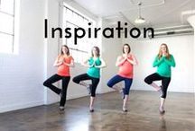 inspiration / Our favorite quotes to inspire and motivate you to have a healthy and fit pregnancy.