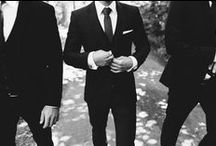 GROOMS / It's all about the groom. Suits. Gifts. Love.