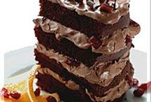 Fillings and frosting recipes