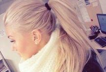 hairstyles / Gorgeous hair is the best revenge