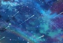 Colorful Cosmos / space / by Karen Rodriguez