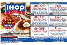 Ihop printable coupons 2019
