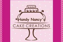 Handy Nancy 's creations / I love cake decorating I'm self taught and even though I don't own any special equipment I'm really trying my best. Hope you like some of my creations.
