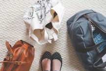 Style for travel / Fashion & Packing Tips for wherever your travels take you!