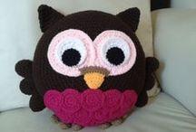 Civette - Owls Crochet