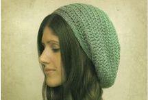 Cappelli/Fasce - Hats/Headband crochet