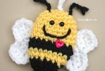 Api - Bees Crochet