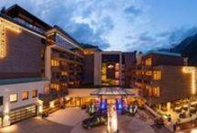 Hotels und Resorts, Österreich / Exklusive Welnness-Hotels und Resorts in Österreich