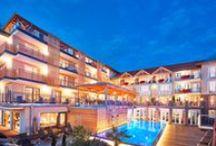 Hotels und Resorts, Deutschland / Exklusive Welnness-Hotels und Resorts in Deutschland