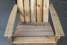 Pallet Furniture Ideas / Pallet DIY