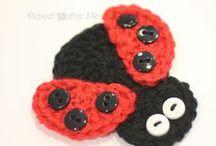 Coccinelle - Ladybug Crochet