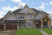 2015 Spring Parade of Homes Model / The Parade of Homes is an annual showcase of new luxury homes by some of the regions premier custom home builders known for their quality craftsmanship, architectural details and creative floor plans