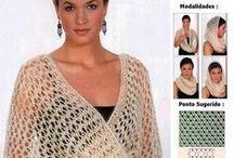 Sciarpe  & Co - Scarfs & Co Crochet