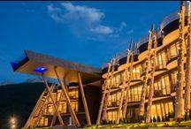 ALPIN PANORAMA HOTEL HUBERTUS ****S / Wellness Hotel   Südtirol   Italien  Furkelstr. 5   39030 Geiselsberg/Olang – Dolomiten  Tel.: + 39 0474    Fax: + 39 0474 592114. Die Seele lacht vor Glück