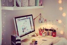 OFFICE DECOR / Some office interior design inspiration!