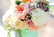 IN BLOOM / Beautiful flower arrangements!