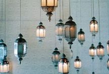 Lighting / Lighting ideas to warm and decorate your home