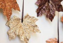 AUTUMN CRAFTS / Autumn crafts and ideas.