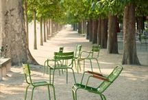Paris und seine Gärten