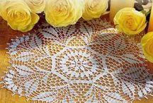 Centrini crochet - Doilies