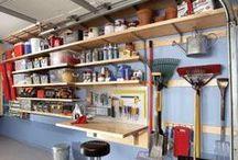 Garage & Basement ideas