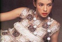 Blusa - Top  crochet