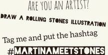 Virtual Rolling Stones Exhibition / Are you an artist?  Publish your work related to The Rolling Stones and write my hashtag #martinameetstones in description then tag me. I will publish it in my social channels for this Virtual Rolling Stones Exhibition I organized! #therollingstones #rollingstones #mickjagger #keithrichards #charliewatts #ronniewood #billwyman #brianjones #micktaylor