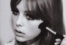 Beauty Portrait Inspiration / #beauty #photography #makeup
