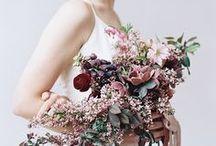 Wedding inspiration / wedding bouquet, wedding flowers, dresses, photography etc