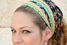 Scarves and head coverings