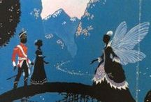 Illustrations and Fairy Tales / World of Imagination