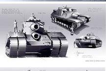 machines/vehicles/ships