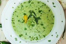raw soups