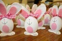 Manualidades Pascua!