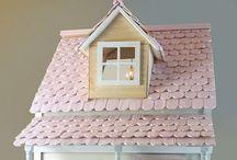 Casitas / Preciosa casitas de muñecas