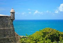 Puerto Rico: History and Vibrant colours / The starting point of our cruise and the first Caribbean island we visited.