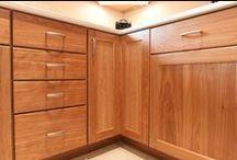 Birch Wood Kitchen / Kitchens we've remodeled using Red Birch Wood