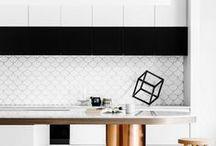interiors // kitchens
