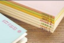手帳 / たくさんあるデザインの中から、オリジナルの手帳も作れます。