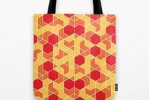 Cool Art Bags / Buy unique art bags, pouches