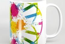 Cool Art Mugs / Bluy cool art mugs