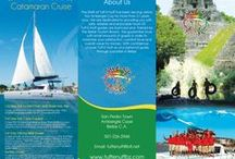 TAS Belize Brochures, Newspaper Ads, Phone Book Ads, Rack Cards and Menu Designs / TAS Belize specializes in graphic design, marketing & Branding. If you are looking for a Belize marketing & branding company to get costomized designs & printing, contact TAS Belize today at 822-0011, 637-4921 or info@tasbelize.com