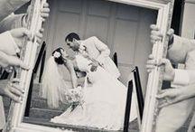Wedding inspiration / Porque toda niña siempre sueña con casamiento, aunque llegue la edad y vea que no se trata solamente de una fiesta y un lindo vestido. :) / by Andrea Anocibar