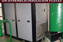 Compressor Anti Vibration Mounts / Compressor Mounts provide optimum leveling and alignment and controlling vibrations in Reciprocating Machinery and Piping Systems. The vibration mounts help to mount machines within minutes, without anchoring either the machine or machine mounts to the floor. Dynemech Insulation Sheets are designed especially for compressor vibrations. http://www.vibrationmountsindia.com/Compressor-machine-vibration-mounts.html